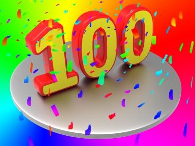 100 blogs