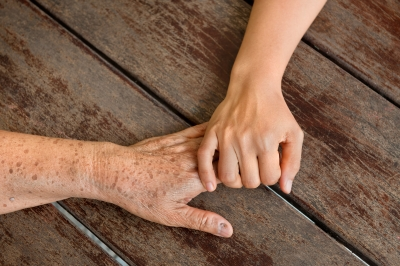 Can you reach out to an elderly person and make a difference in their lives?