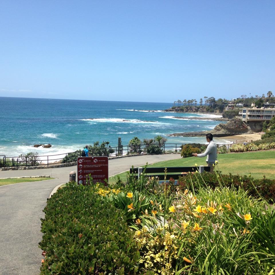 Laguna Beach Heisler Park