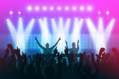 focusing me concert