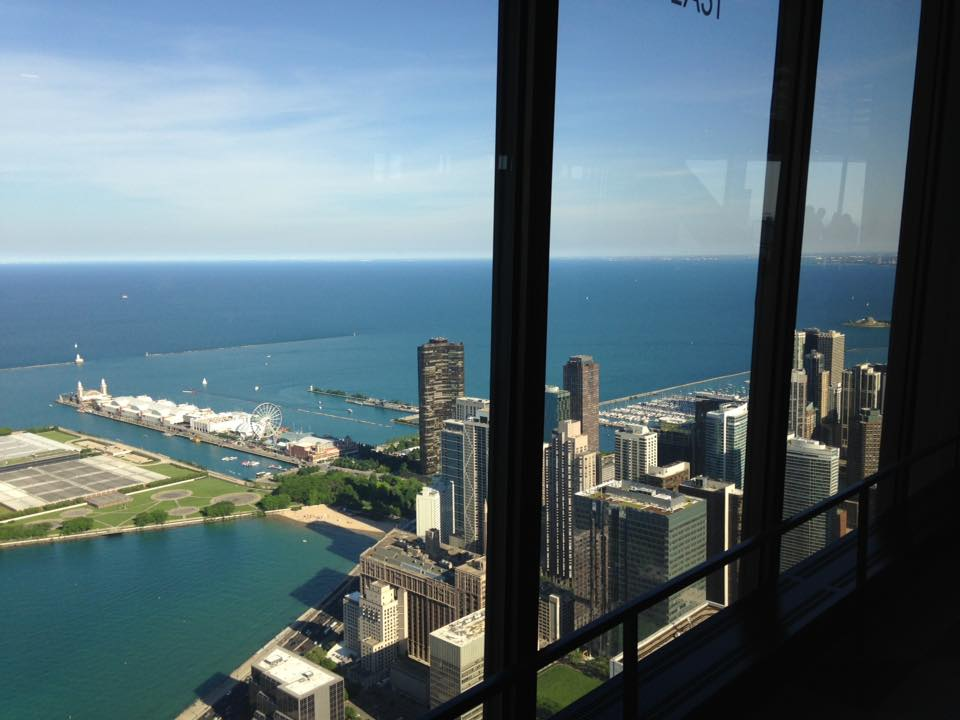 The View from the John Hancock Center