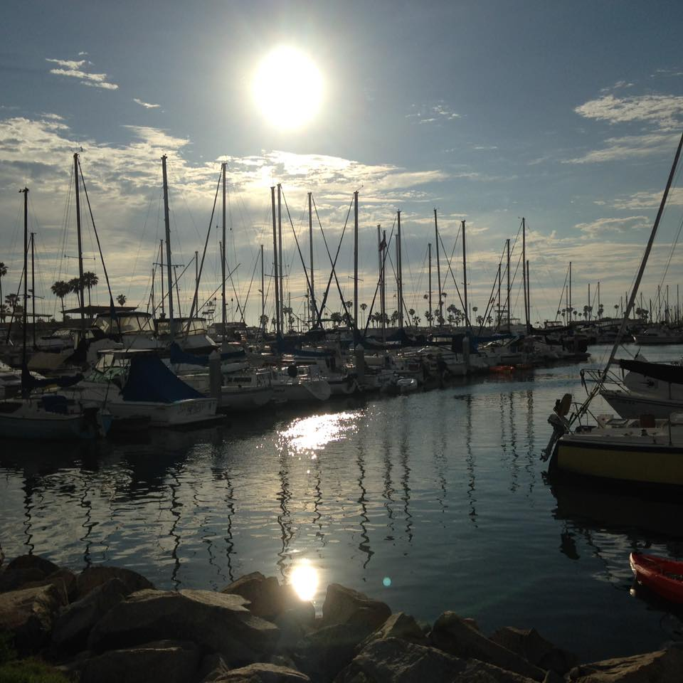 Sailing Evening