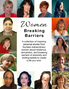 Women Breaking Barriers Book Cover