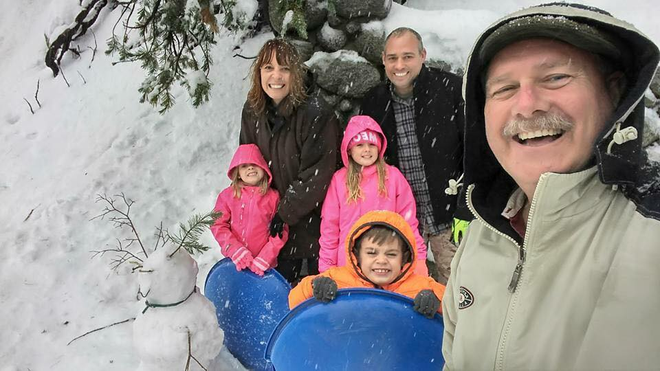 Family Snow Day