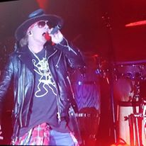 Billy Joel with Axl