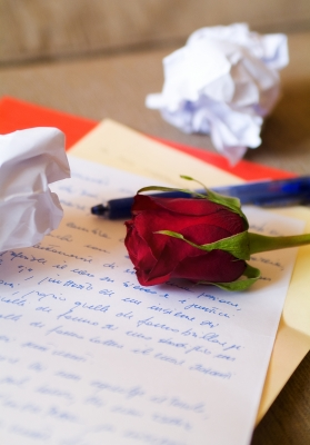 Is writing letters an obsolete talent?