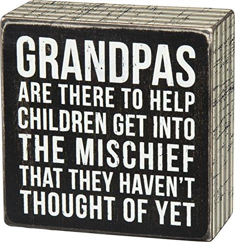 amazon grandpa mischief box