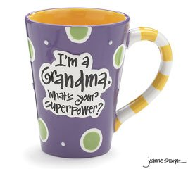 amazon grandma super power